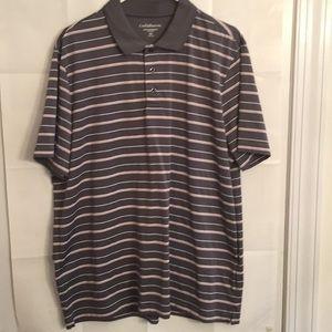 Croft & Barrow Men's Casual Shirt striped Size XL